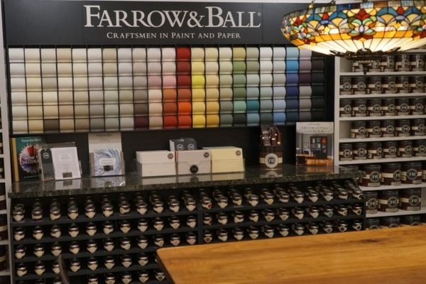 Farrow & Ball at Southey Interiors